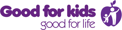 Good for Kids, Good for Life logo